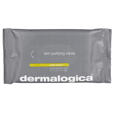 skin puryfying wipes
